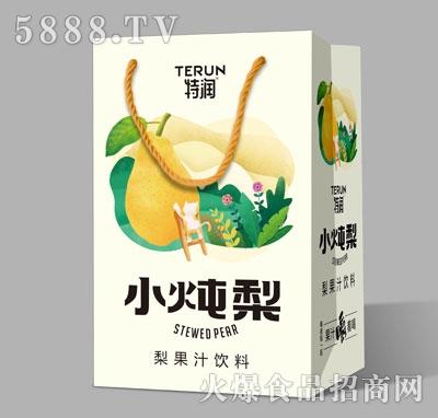 特润小炖梨梨果汁饮料(袋)