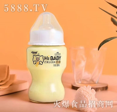 HiBABY300ml芒果味奶昔