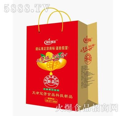 昊旺部落芒果果汁饮料(袋)