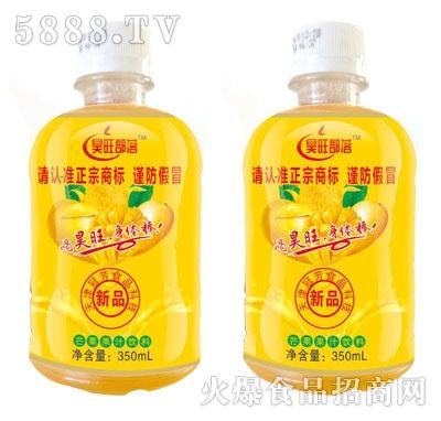 昊旺部落芒果果汁饮料350ml