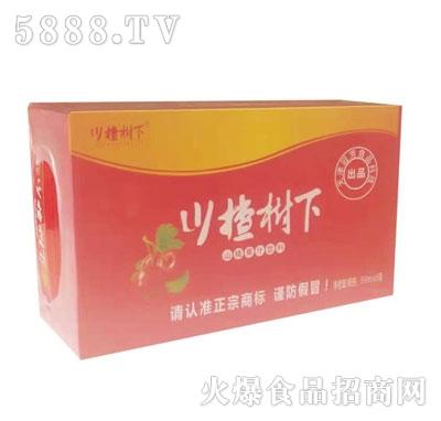 川楂树下山楂果汁饮料350mlX15