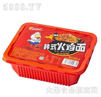 家乡人韩式火鸡面