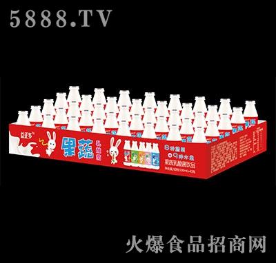 益正多果蔬乳酸菌饮品100ml×40瓶