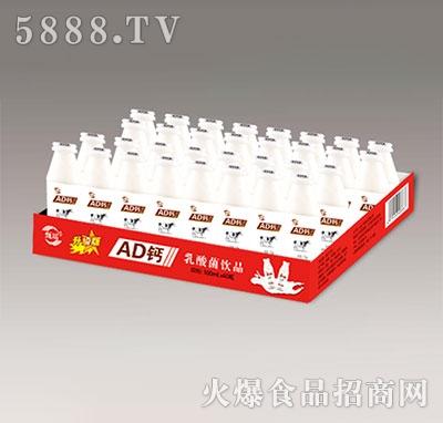 甄瑶AD钙乳酸菌饮品100ml×40瓶
