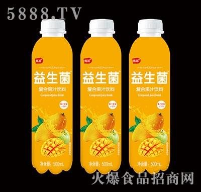 甄瑶益生菌复合果汁饮料500ml