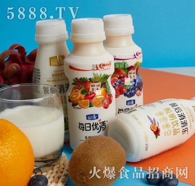每日优活乳酸菌饮品(瓶)