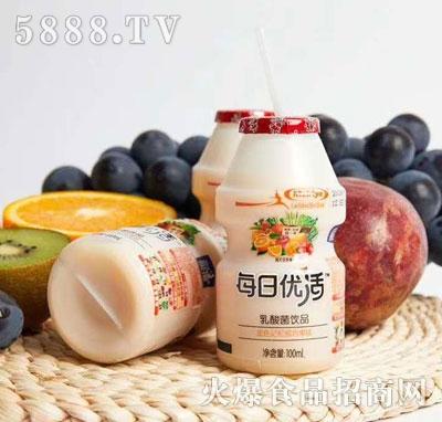 每日优活乳酸菌饮品(瓶装)