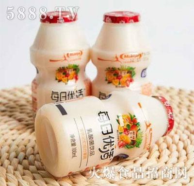每日优活乳酸菌饮品100ml(瓶)