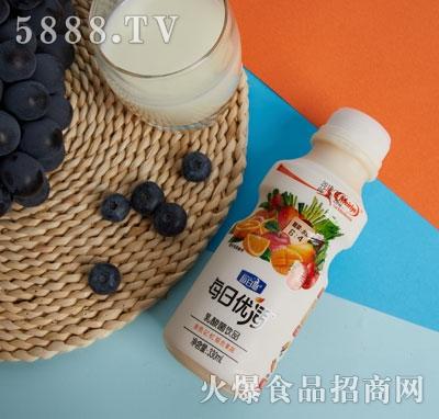 每日优活乳酸菌饮品330ml(瓶)