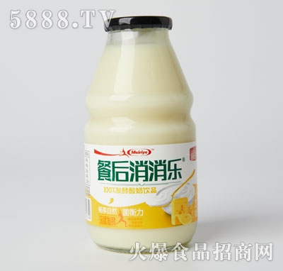 餐后消消乐发酵酸奶饮品238g