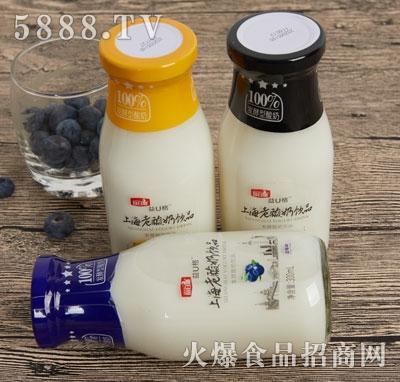 每日椰上海老酸奶饮品(瓶)