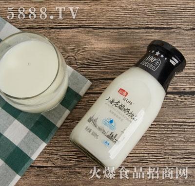 每日椰上海老酸奶饮品原味