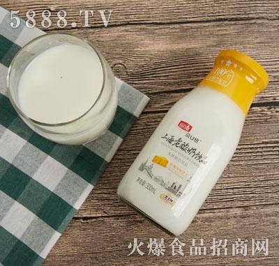 每日椰上海老酸奶饮品芝士味