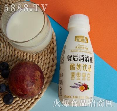 餐后消消乐酸奶饮品308ml