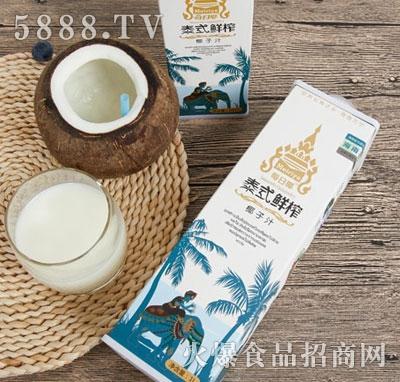 每日椰泰式鲜榨椰子汁1L
