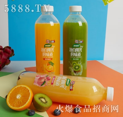 原道鲜果汁饮品1.18L