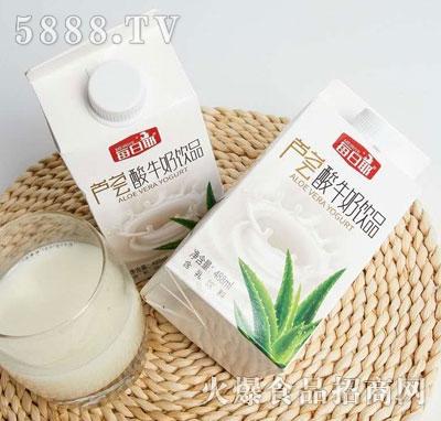 每日椰芦荟酸牛奶饮品(盒装)