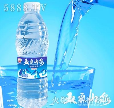五良山泉包装饮用水(瓶装)