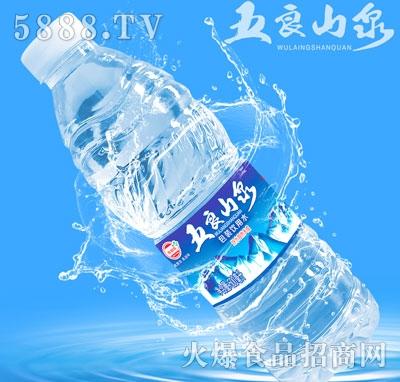五良山泉包装饮用水500ml(瓶)