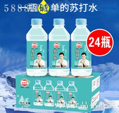 友利友苏打水饮料350mlX24