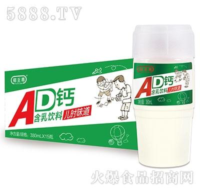 椰至尊AD钙含乳饮料380mlx15
