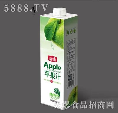 每日耶苹果汁600ml
