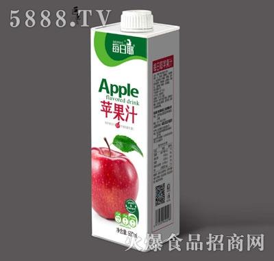 每日耶苹果汁