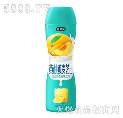 益植��S桃燕��芝士乳味�料1.25L