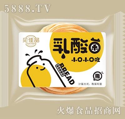 �佳品乳酸菌面包散�b