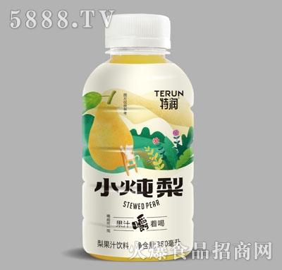 特润小炖梨梨果汁饮料380ml