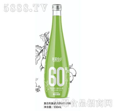 乳�宝贝复合乳酸菌奇异果汁饮料330ml