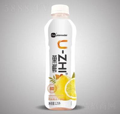 片断�鲜西柚复合汁饮料1.25L