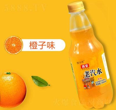 范小忙西安老汽水橙子味