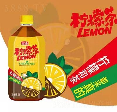 每日椰柠檬茶