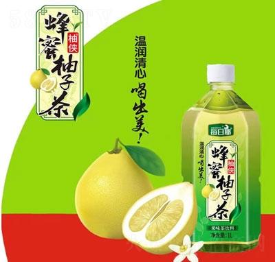 每日椰蜂蜜柚子茶