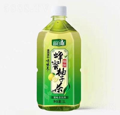 每日椰蜂蜜柚子茶1L
