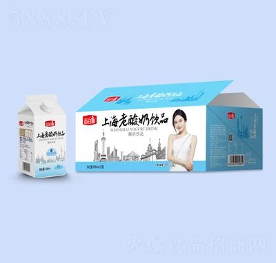 每日椰上海老酸奶饮品488mlX15