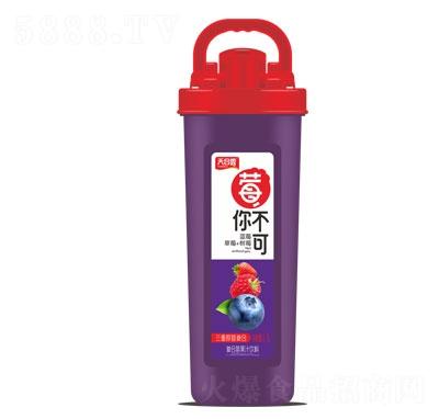 天合露复合莓果汁饮料1.5L