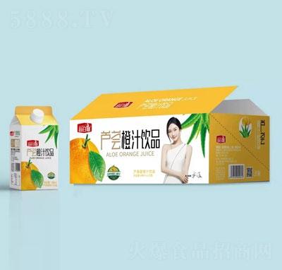 每日椰芦荟橙汁饮品488mlX15瓶