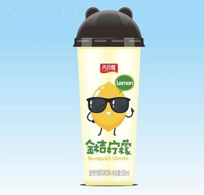天合露金桔柠檬汁630ml(杯装)