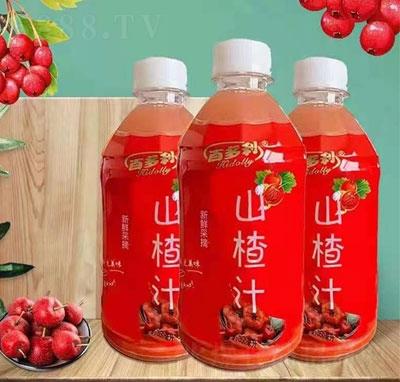 百多利山楂汁1