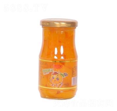 德盛恒柑橘罐头罐装256克