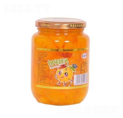 德盛恒柑橘罐头罐装500克