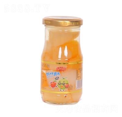 德盛恒混合水果罐头罐装256克