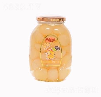 德盛恒梨罐头罐装700克