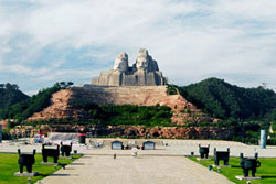 黄河风景名胜区――参加第18届郑州国际糖酒会必去景点