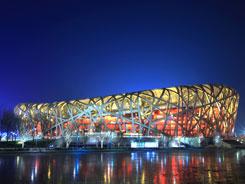 中国国际食品机械展景点推荐-鸟巢