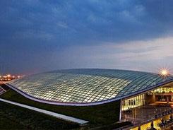 2017中国高端食博会交通指南―北京机场