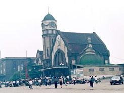 2017年山东糖酒会交通介绍之济南火车站