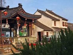 2017上海高端食品展旅游介绍之枫泾